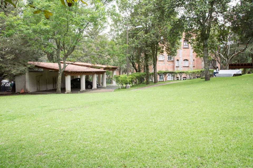 Jardín Norte