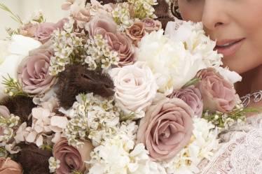 Ramo rosas vintage