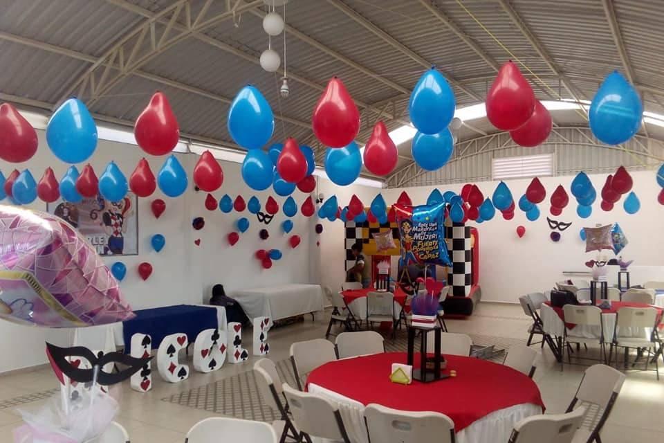 Salón de Fiestas Cocoa