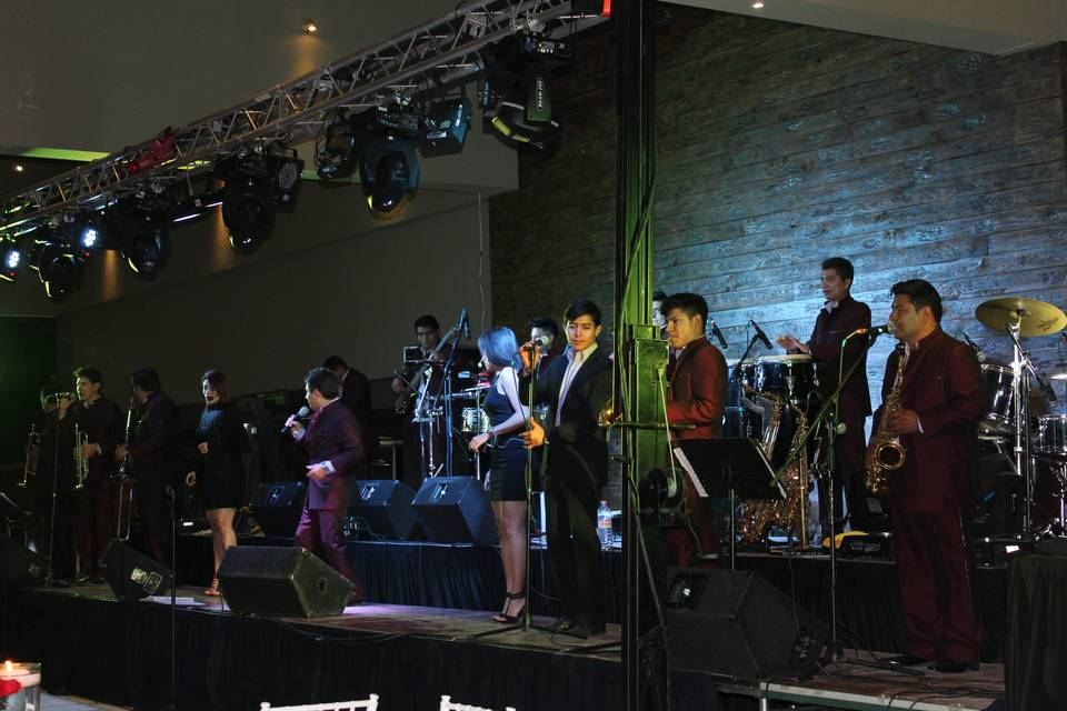 La Gran Orquesta de Leo Sorcia