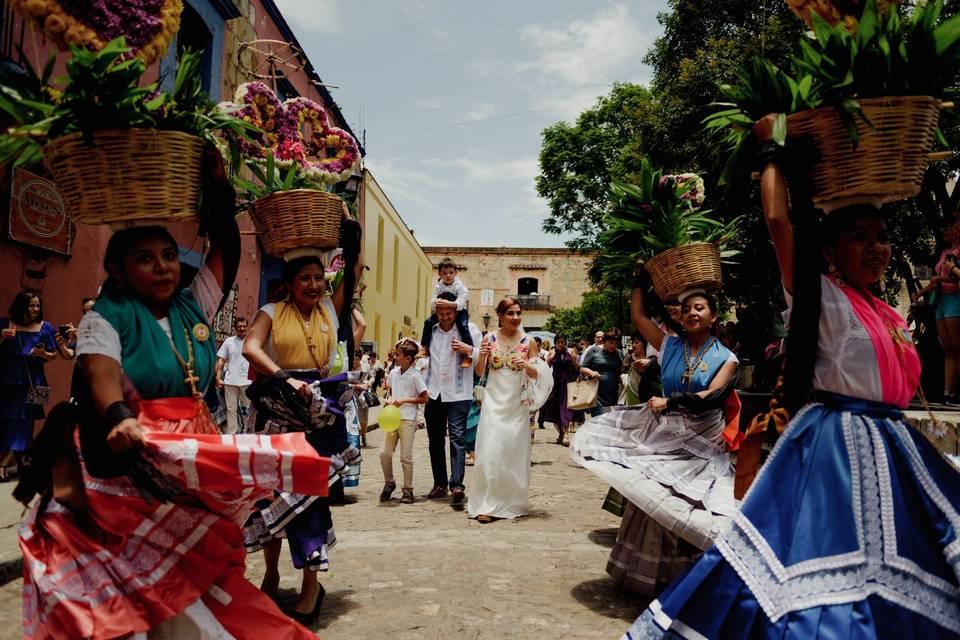 Oaxaca es amor