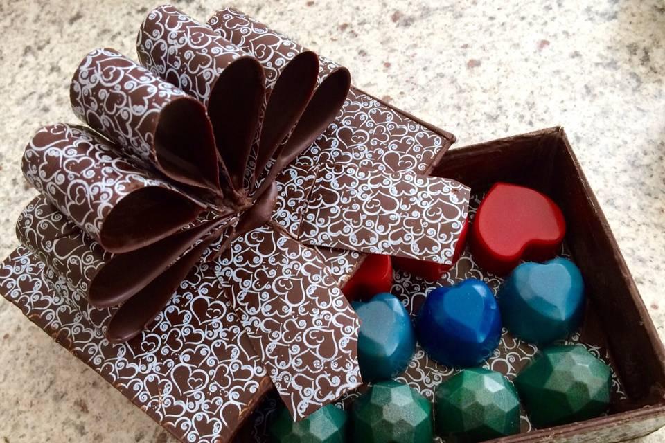 Chocolates Anubis