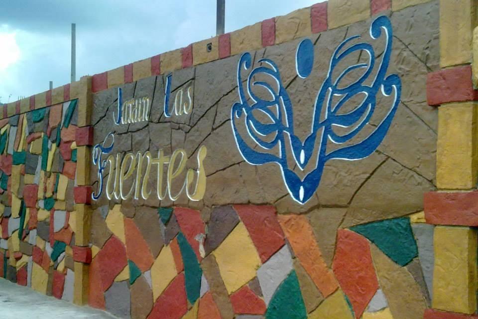 Jardín Las Fuentes