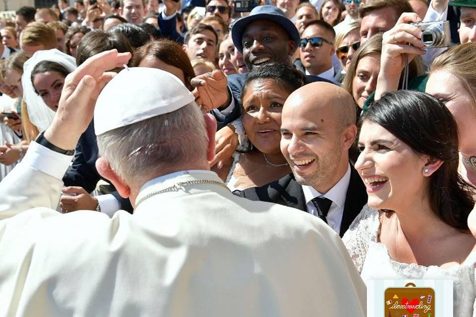 Nuestros viajeros: Vaticano