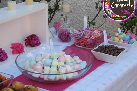 Las mejores barras dulces