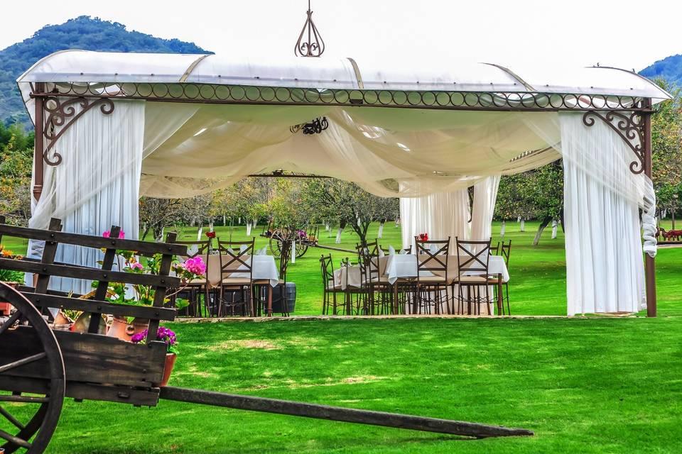 Restaurante Jardines de San Cristobal