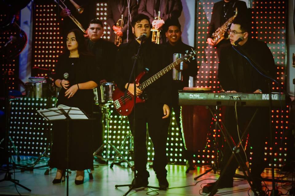 MShow Grupo Versátil Banda