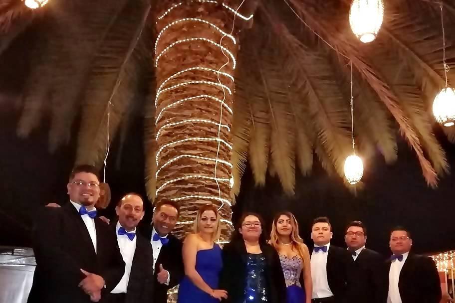 Orquesta Atrakción Latina