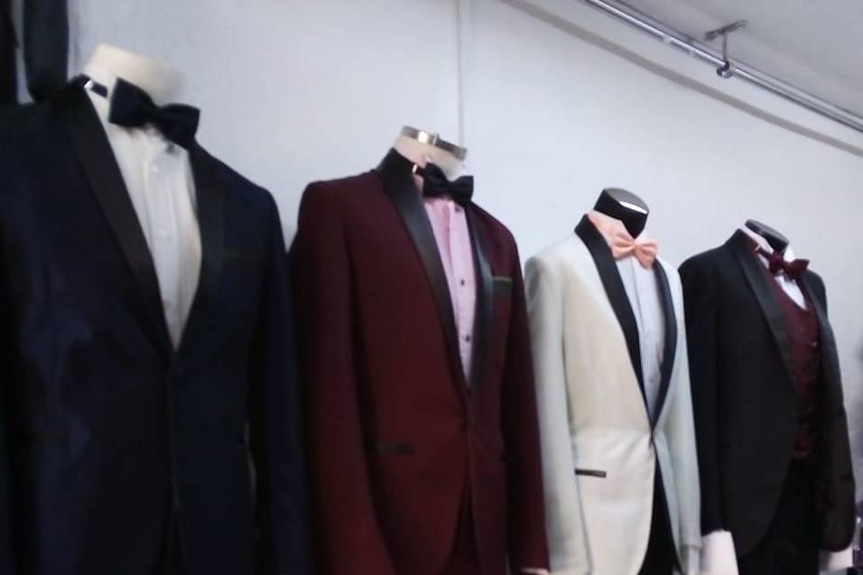 Trajes Elegants Men