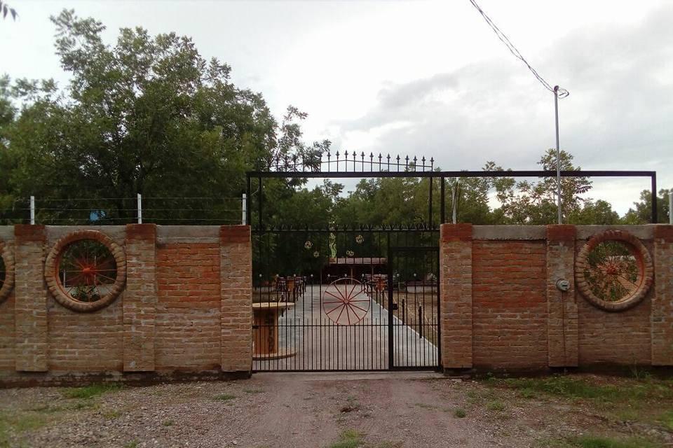 Jardín Las Ruedas