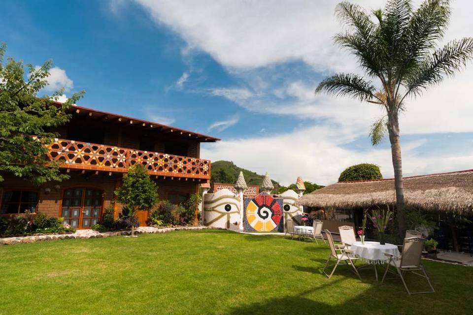 Hotel Paradise Malinalco