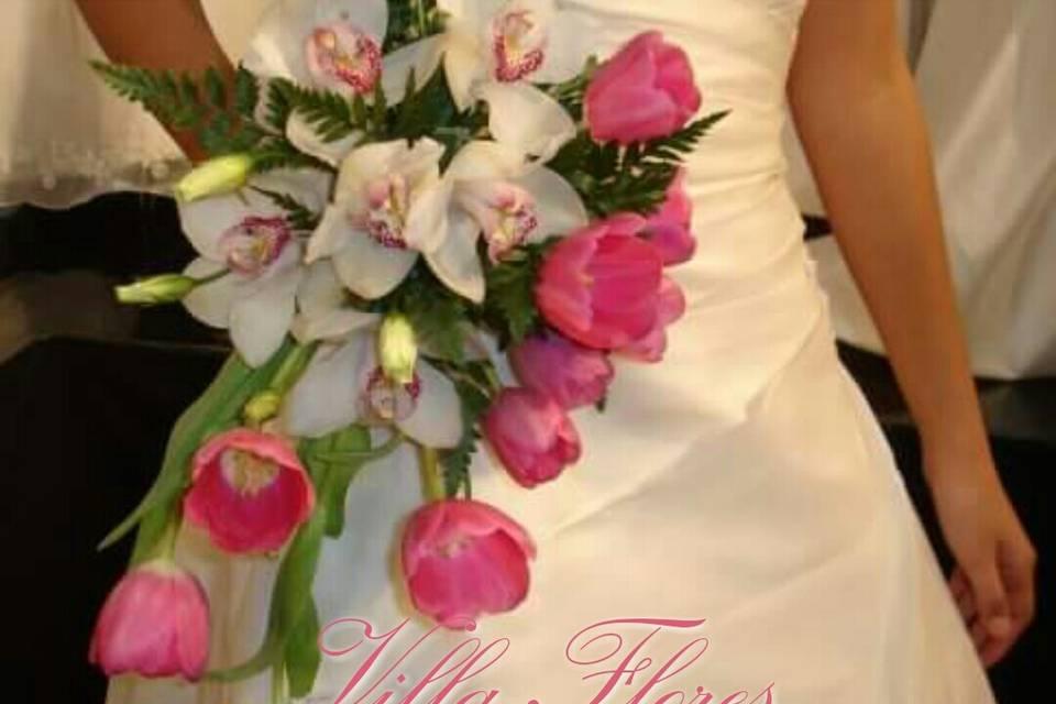 Ramo tulipán