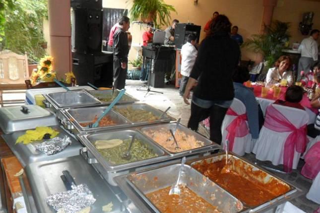 Banquetes La Morena