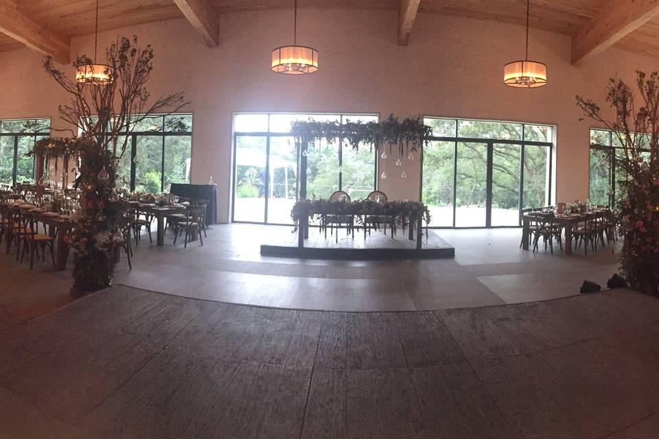 Salón Rancho San Juan