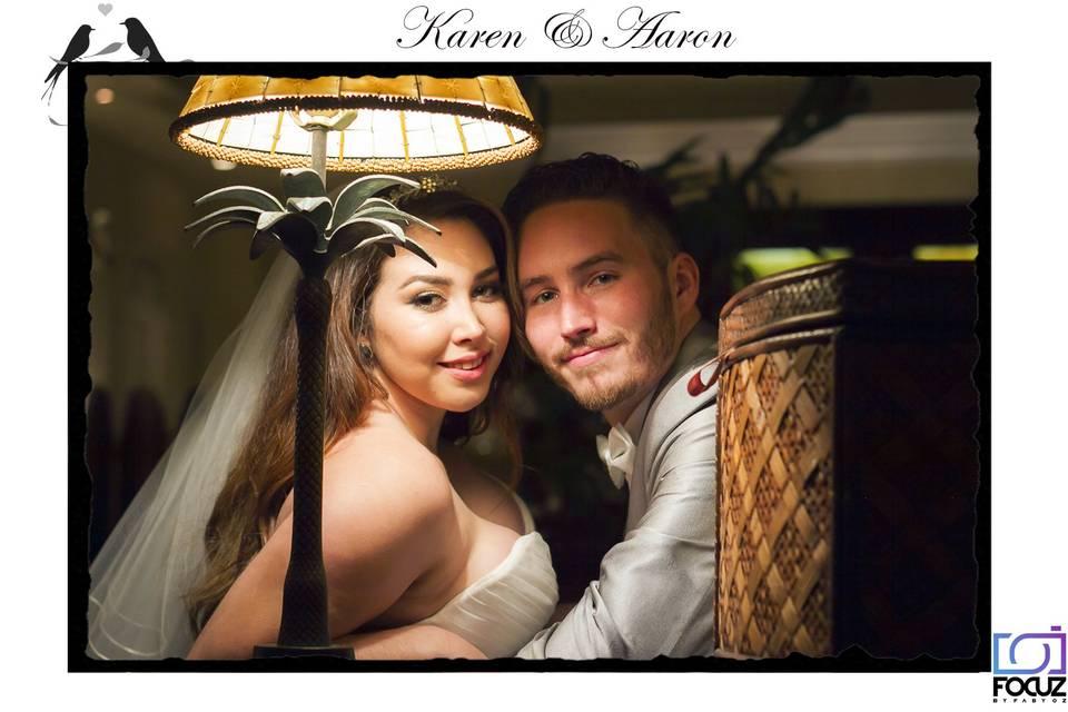 Boda Karen & Aaron