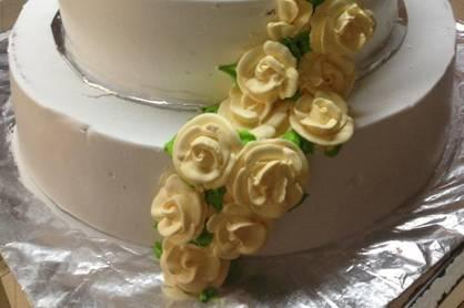 Deliciosos pasteles de boda