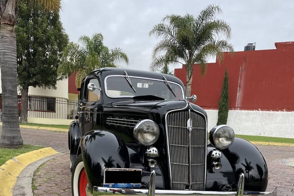Classic Car Puebla