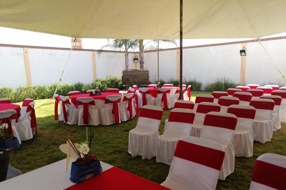 Jardín de Eventos Sociales El Minero