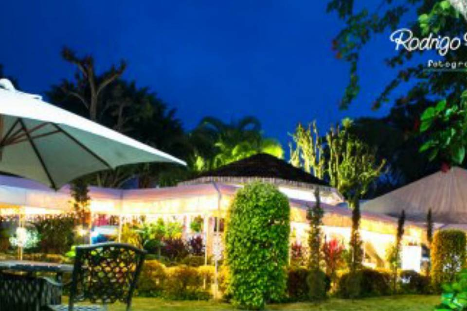 Jardín Villa Antigua
