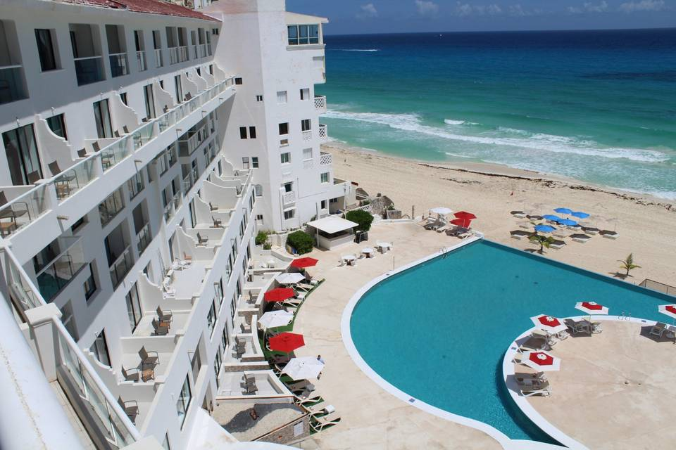 Bel Air Cancún