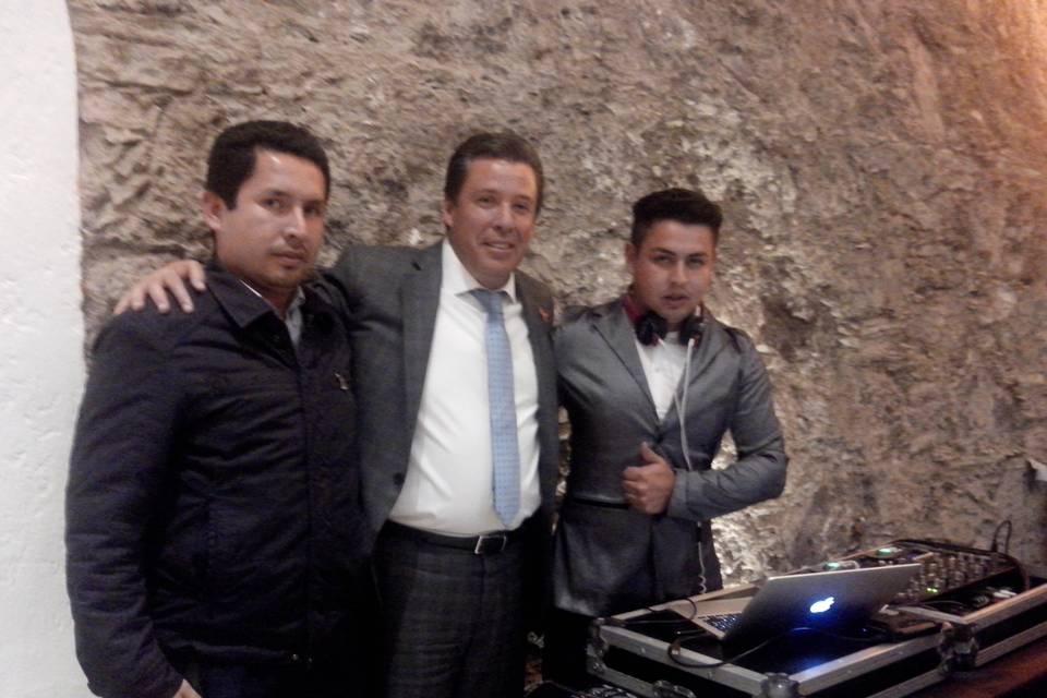 Producciones Mister DJ