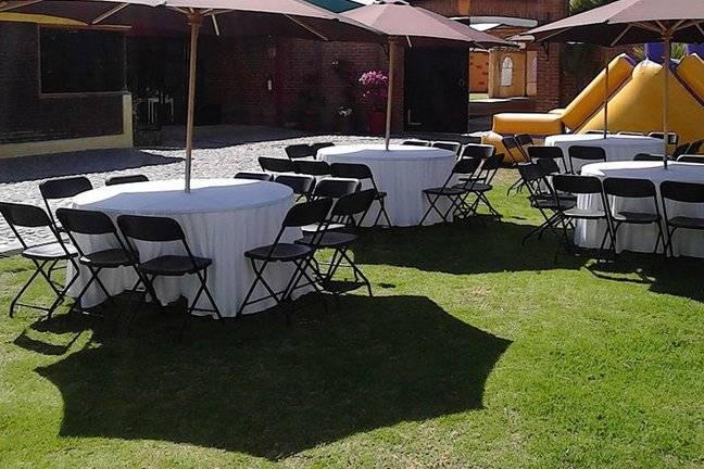 Jardín El Arenal