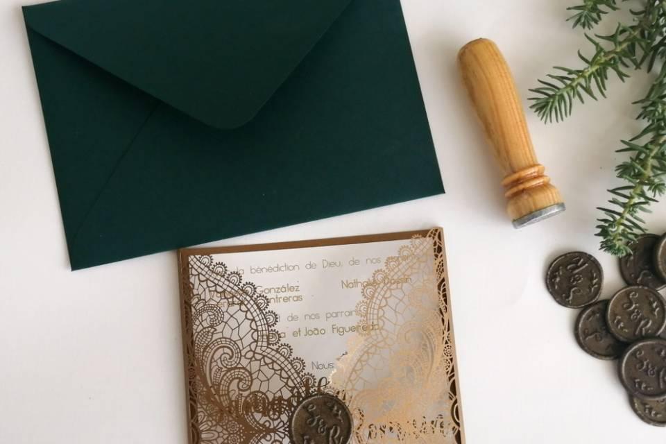 Invitaciones Izma