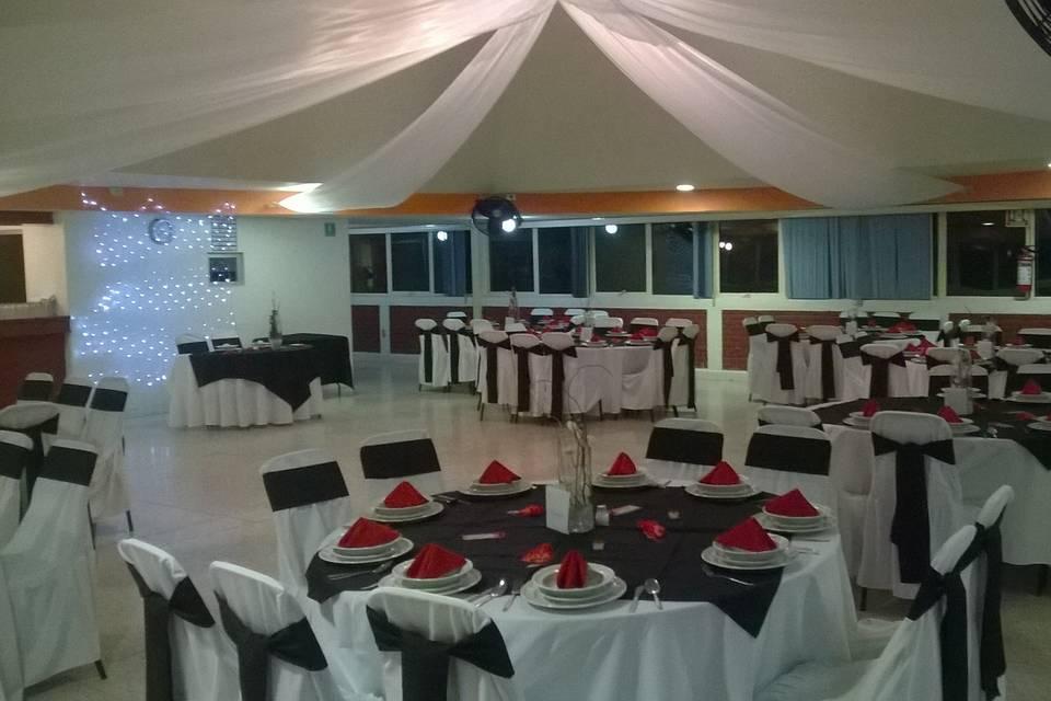 Banquetes D'Luva