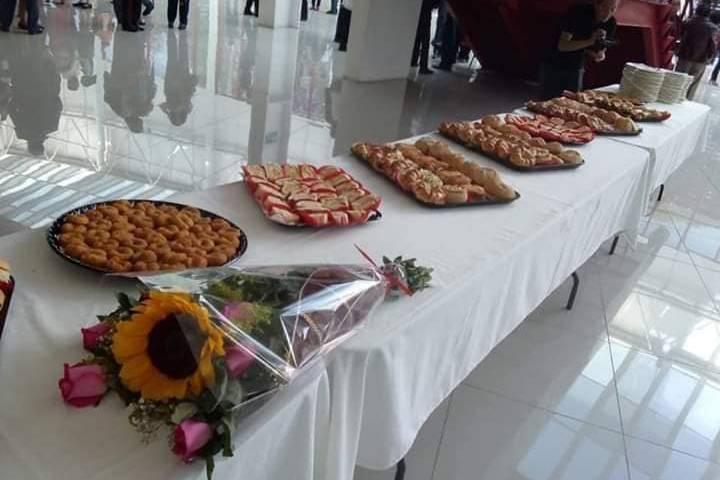 Banquetes Los Mismos