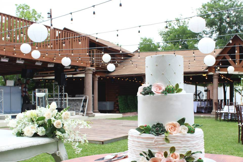 Allegro Wedding Cakes