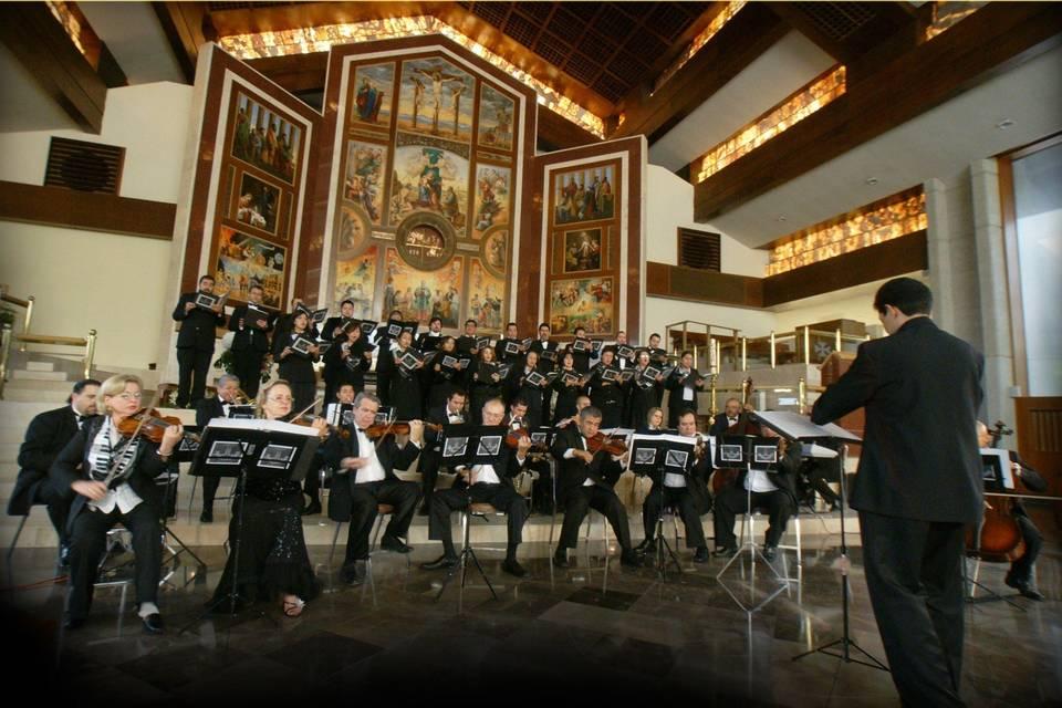 Coro y Orquesta Interclasico