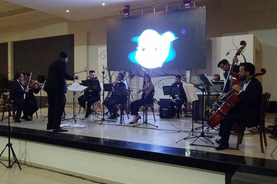 Orquesta de 11 elementos