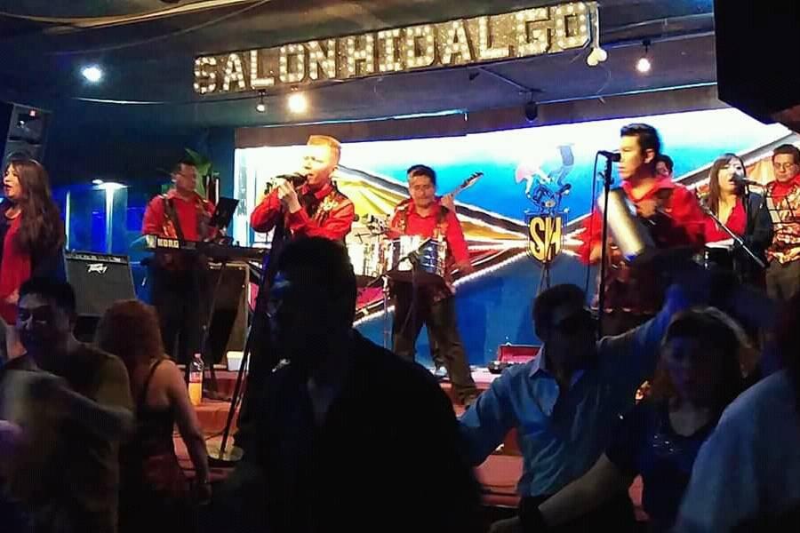 Grupo Musical Mirabo