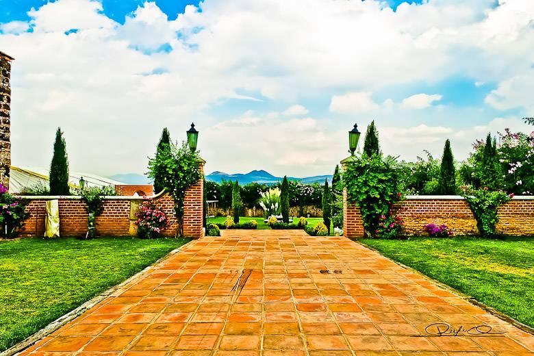 Areas de jardines