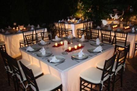 Miranda Jardines y Banquetes