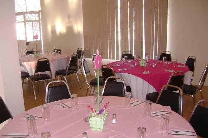 Salón de Fiestas Las Flores