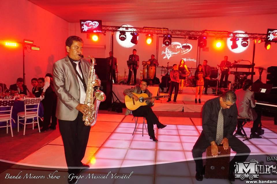 Banda Mineros Show