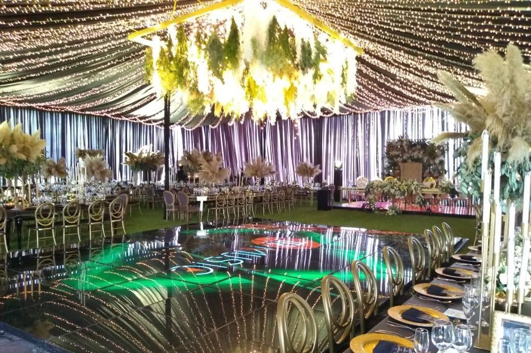 Jardín de Eventos & Hotel La Reunión