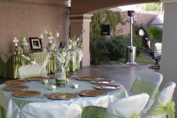 Alysa Florería y Eventos