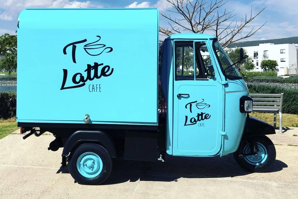 T Latte Café - Coffee bar