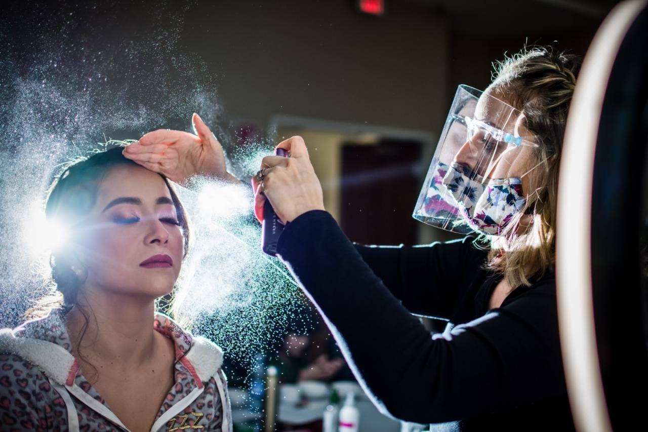 Lorena Amate Makeup