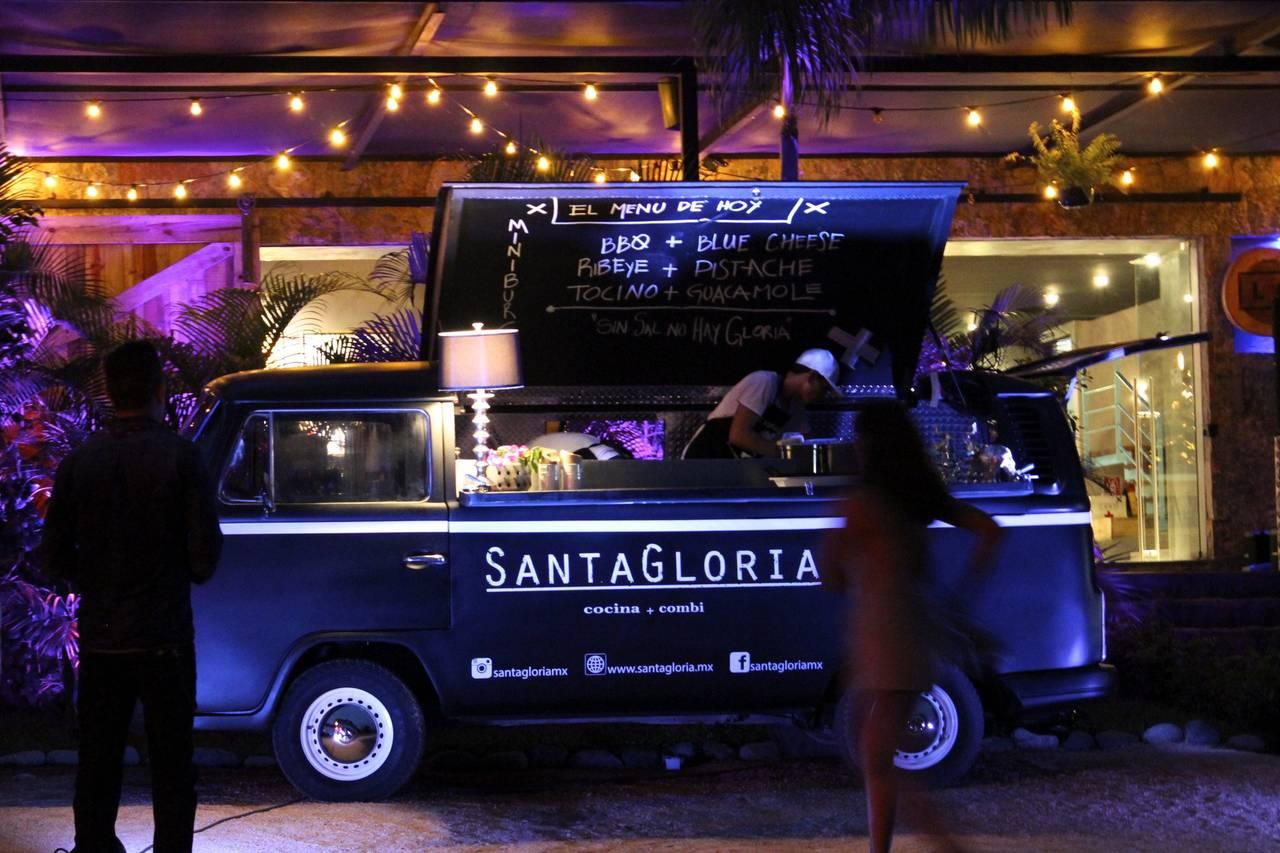 Santa Gloria Foodtruck