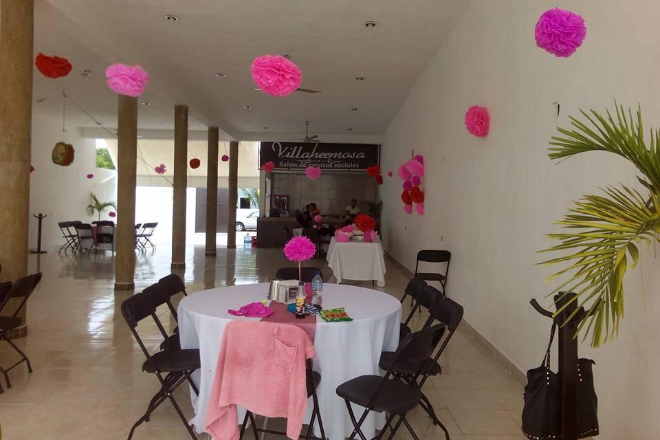 Salón Villahermosa