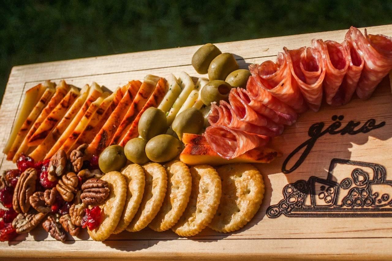 Gëxo - Barras y tablas de queso