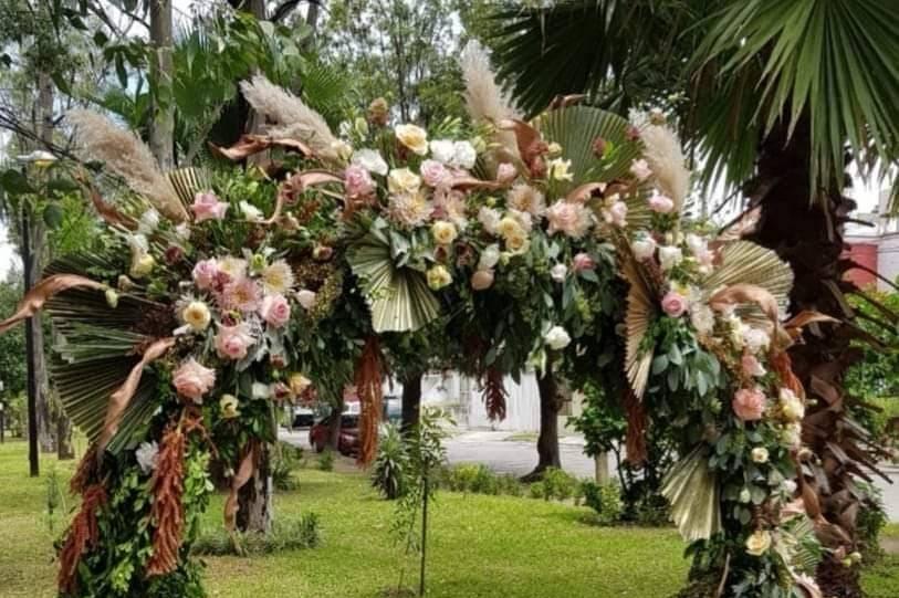Concepto Floral