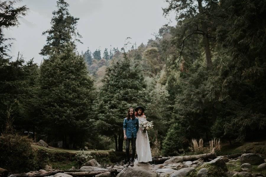 Wedding destination Los Dinamos