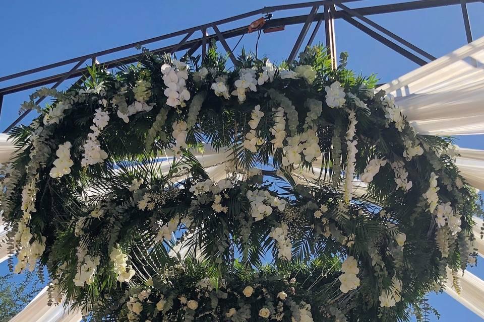 Servicio floral