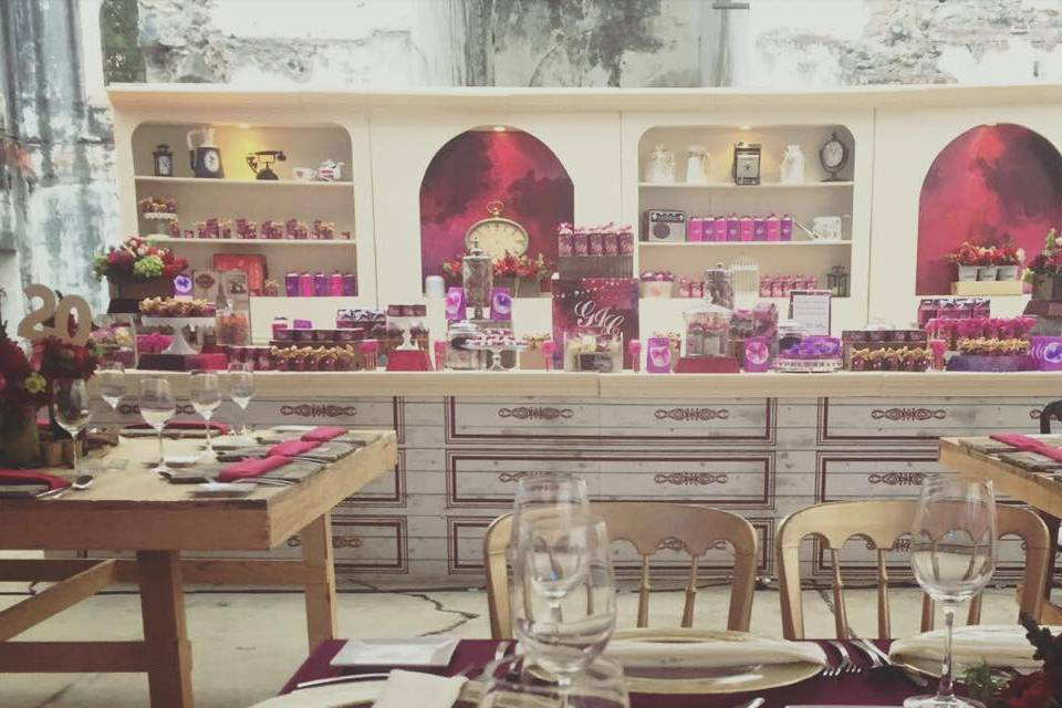 Martina Party Planner