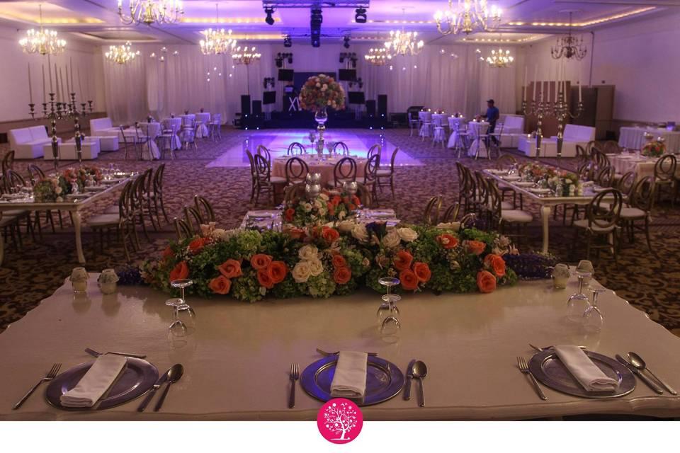 Livia Quintero Wedding Planner