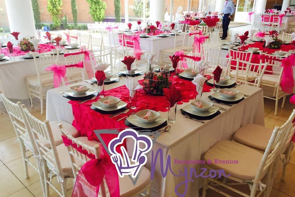 Myrzon Banquetes y Eventos